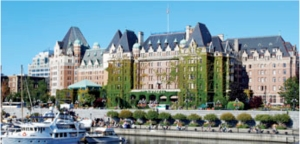 "Fairmont Empress Hotel Victoria, BC - Site of 2014 ""An Occasion for Tea"""
