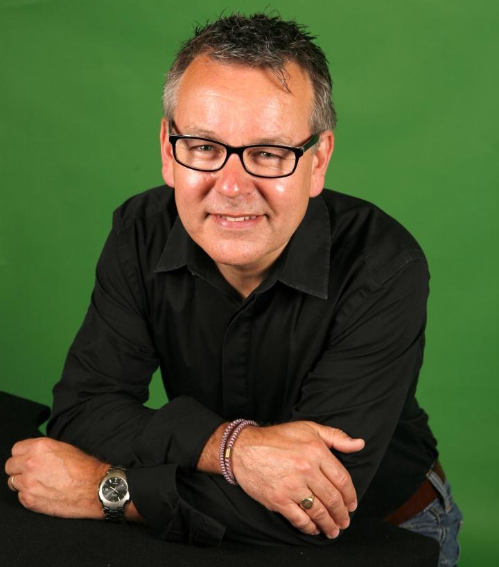 Chief Media Officer Graham Kilshaw