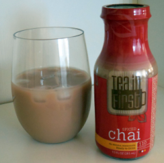 Tea In First All Natural Chai
