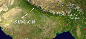 Kumoan Region, India