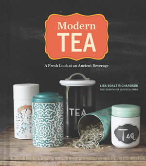 Book Review: Modern Tea by Lisa Boalt Richardson