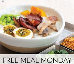 Free Meal Monday